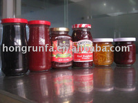 Canned Fruit Jam(Peach Jam, Apricot Jam, Orange Jam, Grape Jam)/Fruit Jam In Glass Jars