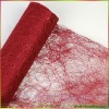 Flower Wrapping Red Sisal