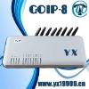 8 gsm voip gateway/gsm goip gateway 8(GOIP_8) free international calls