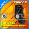 wireless home alarm GM01 MMS alarm system