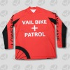 Custom wholesale bmx jersey top