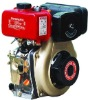 diesel engine for air-cooled power tiller 186FA/E
