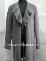 lady's fashion elegant thick sweater