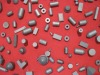 Tungsten carbide drill insert