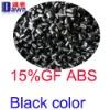 15% GF ABS plastic, ABS granules