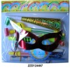 Dance Party toys craft paper birthday card ZZD124467