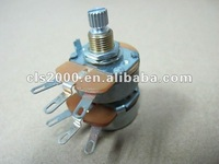 Potentiometer coupling 2joint, 3joint Wire wound Potentiometer 3W / 100ohm potentiometer
