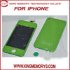for iphone 4S normal orange LCD digitizer with touch screen