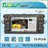 3g wifi vehicle pc for TOYOTA COROLLA 2012