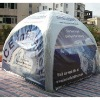 inflatable advertisement airtight tent, inflatable outdoor tent