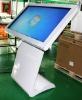 free standing lobby touch screen kiosk