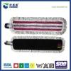 twin-lock yarn dust mop