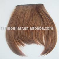 Synthetic Hair Bang