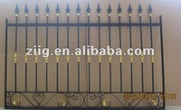wrought iron fence ZY-IF088
