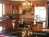 Solid Wood Kitchen Funiture