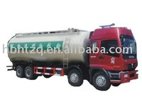 powder materials tanker truck with good price and proper capacity