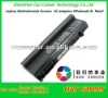 laptop battery PA3357U for Toshiba QosmioF20 S300 T10 A50 M300 battery 10.8V 6600MAh