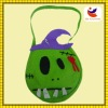 lovely grimace design style halloween trick or treat bags