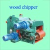 Drum chipper/wood chipper