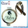 fashion design tourism cap clip with gold plated