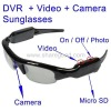3 in 1 ( DVR + Video + Camera ) Sunglasses