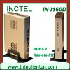 Fanless 13W consumption mini computer fanless thin client Intel Dual core D525 1.8Ghz VMware VDI VNC ICA COM DB9 optional