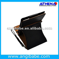 Elegant and Graceful Folded Leather with stand case for Google Nexus 7