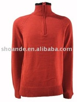 100% COTTON MENS SWEATER