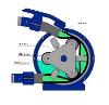 Condor CG25 Industrial hose squeeze pump