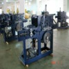 Automatic wire hanger machine