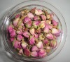 Pink Rose Buds Herbal Tea,Dried Flower Tea,French Rose Buds