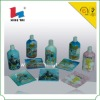 High quality PET shrink wrap label for bottles
