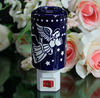 Electric Aroma Lamp Ceramic Oil Burner with Plugin