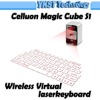 celluon Magic cube wireless Virtual Laser Keyboard Bluetooth for iphone iPad magic cube keyboard
