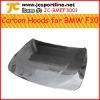 Carbon Fiber Hoods for BMW F30