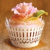 Art cupcake/Art Hollow cakecup/cupcake wrapper can be used repeatedly