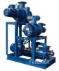 Roots-water ring pump package unit