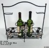 2012 New Design Metal Wine Rack