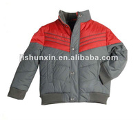 New and fashion style boy's winter jacket