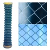 chain link fence/fence/wire mesh fence/galvanized chain link fence /pvc chain link fence/garden fence/wire mesh