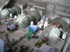 Water Turbine Generator---Assembly of Kaplan Turbine Generator (Tubular Turbine)