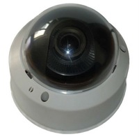 Megapixel Vandal-proof Fixed Dome IP Camera