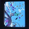 For iPad 2 Smart Cover with pringting, Magnetic,6 colors, paypal accept