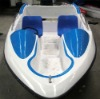 5 persons new fiberglass fiberglass rowing boat