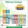 Fast Dry Silicone Sealant, Glass silicone sealant , High temperature silicone