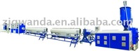 Pipe series extrusion line