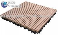 no cracking ,warping and splitting WPC DIY tile