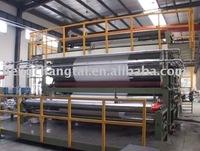 pvc flex banner machine