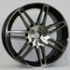 20x9 good quality and quite cheaper replica alloy wheels