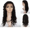 100% human hair Indian remy hair wig